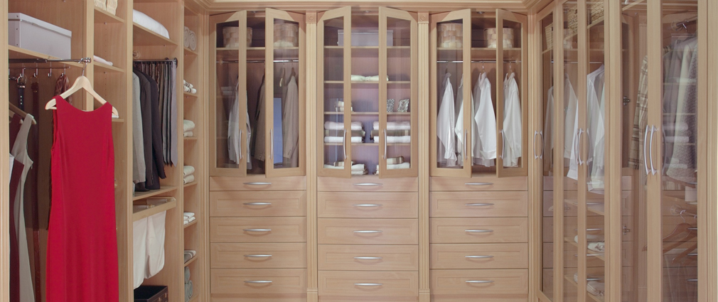 Walk In Closets Komandor