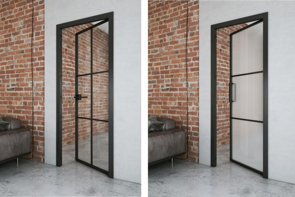 Lumi Komandor, Glass Panel Interior Doors Canada