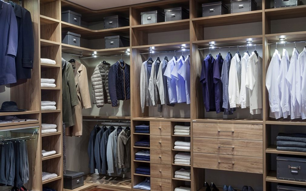 Do It Yourself Home Design: Closet Organizers