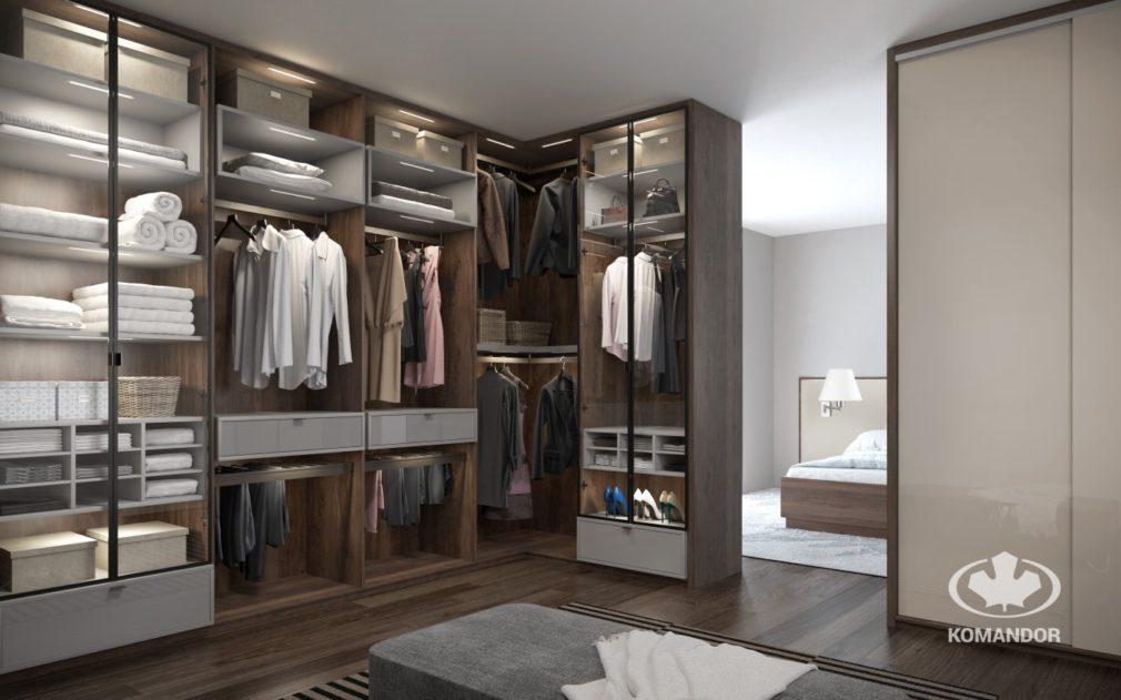 Walk In Closets Komandor