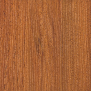 Particle Board showing Walnut finish